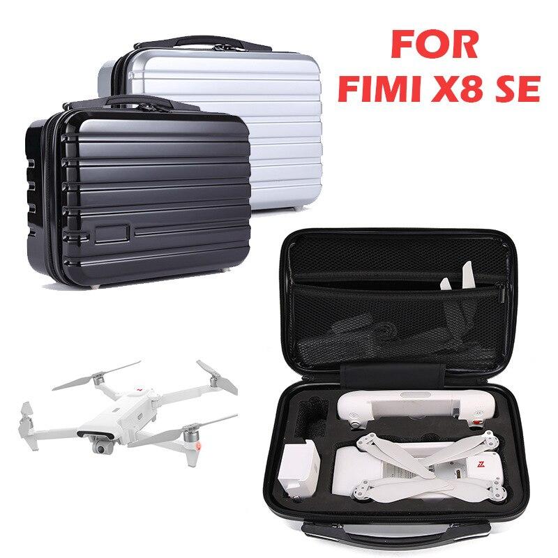 Sac de transport Portable Fimi X8 SE sac rigide PC Fimi x8 sac à main mallette de rangement pour Xiaomi Fimi X8 SE sac de transport Fimi X8