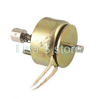 цена на DC 24V 5mm Stroke 24W Power Magnetic Sensor Solenoid