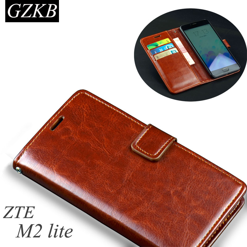 Для ZTE Нубия m2 lite чехол Coque роскошный чехол искусственная кожа флип Бумажник Стенд чехол для ZTE m2 Lite 5.5 телефон Сумки Чехол