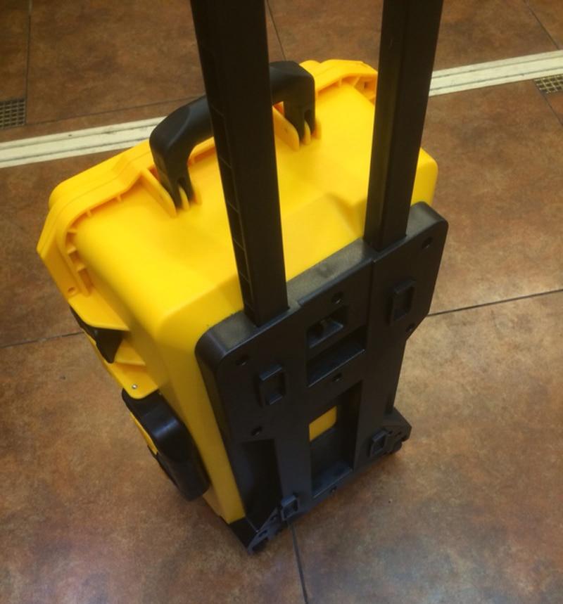 valigia trolley cassetta degli attrezzi custodia protettiva - Portautensili - Fotografia 5