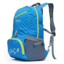 Outdoor Sports 25L Light Portable Outdoor Bags Exquisite Backpack Men Women Waterproof Folding Bag