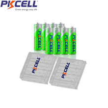 8Pcs AAA 850mAh 1.2V  Ready-to -use Rechargeable Ni-MH Battery