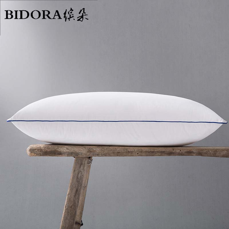 bidora feather pillow core white 100 white goose feather pillow bed products fivestar