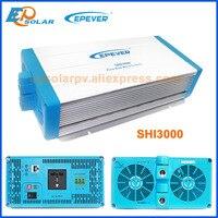 Бесплатная доставка EPEVER инвертор, SHI3000 3000 Вт Инвертор постоянного тока 24 В/48 В вход переменного тока выход 220 В с ЕС/AU гнездо, чистая синусоида