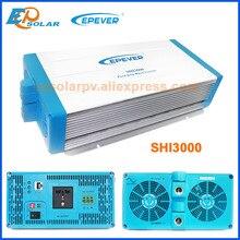 Ücretsiz kargo EPEVER invertör SHI3000 3000W invertör DC 24V/48V giriş AC çıkış 220V 230V saf sinüs dalga invertör 3KW
