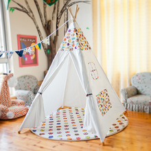 Small Owl teepee tent for kids childrens wigwam teepee tp tent & Buy small teepee tents and get free shipping on AliExpress.com