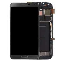New LCD Screen Display With Touch Screen Digitizer Assembly Replacement For Samsung Note 3 Lite N7505