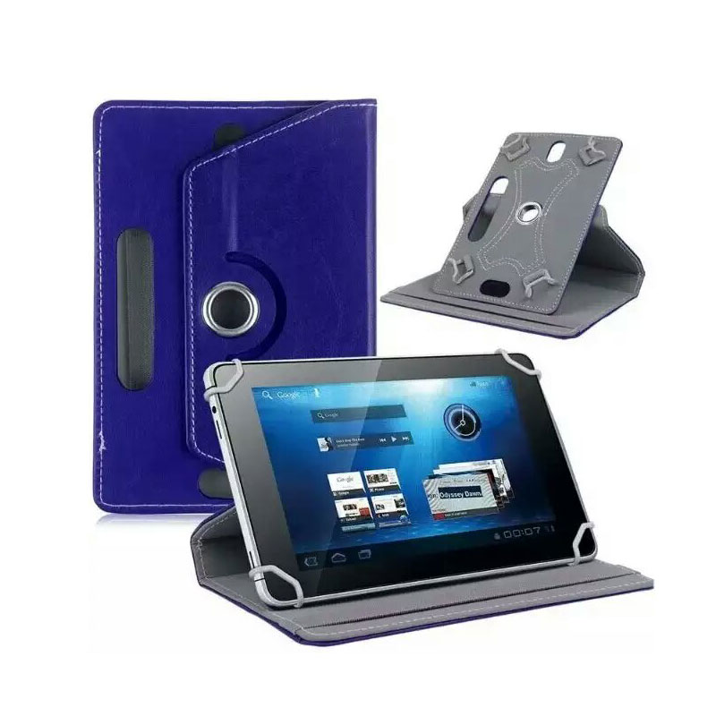For CHUWI HiBOOK Pro/ Hi10 Pro 10.1 360 Degree Rotating Universal Tablet PU Leather cover case