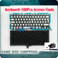 New Laptop A1278 German Keyboard w/ Backlight for Apple Macbook Pro 13'' A1278 German GR Deutsch Keyboard Backlight 2009-2012