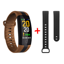 original Smart Fitness Bracelet Men Color Screen Band Blood Pressure HeartRate Monitor Wristband for Android IOS lady man
