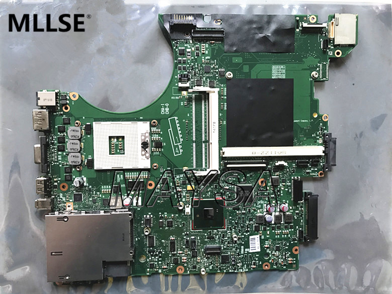 595700-001 laptop Motherboard fit For HP 8740w NOTEBOOK PC DDR3 100% tested working original 615842 001 motherboard fit for hp cq32 g32 series notebook pc main board 100% working