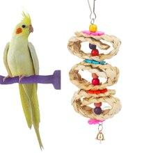 PipiFren Маленький Попугай Птицы игрушки аксессуары подставка окунь для Parakeet качели и Cockatiel продукт zabawki dla papugi papagaai