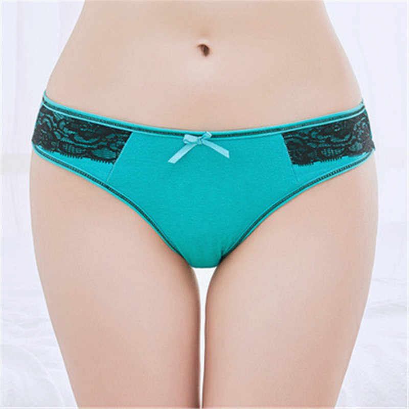 8d9aa6b9492e New Cotton Girls Panties Underwear Cute Lace Girl G String Teen Panties For  Girls Briefs For