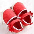 Summer Spring Lace Bow kids Crib Casual Sneakers CotooNewborn Girl Baby Shoes Infant Moccasins Toddler Hard Sole Slippers