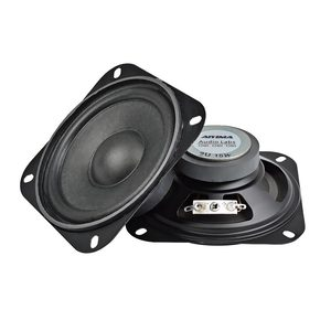 Image 1 - AIYIMA 2Pcs 4Inch 2Ohm 10W Portable Audio Speaker Subwoofer DIY Home Theater Sound System For Bluetooth Speaker Loudspeaker