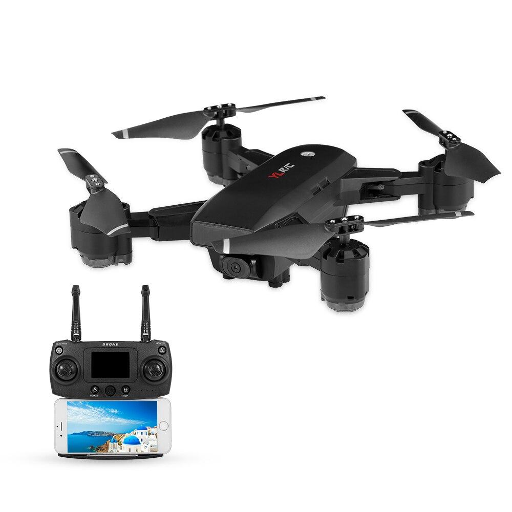 S30 RC Drone 720 p 1080 p HD Wifi FPV RC Selfie Dron GPS Positionnement Suivez-moi Maintien D'altitude Pliable RC Quadcopter RC Hélicoptère