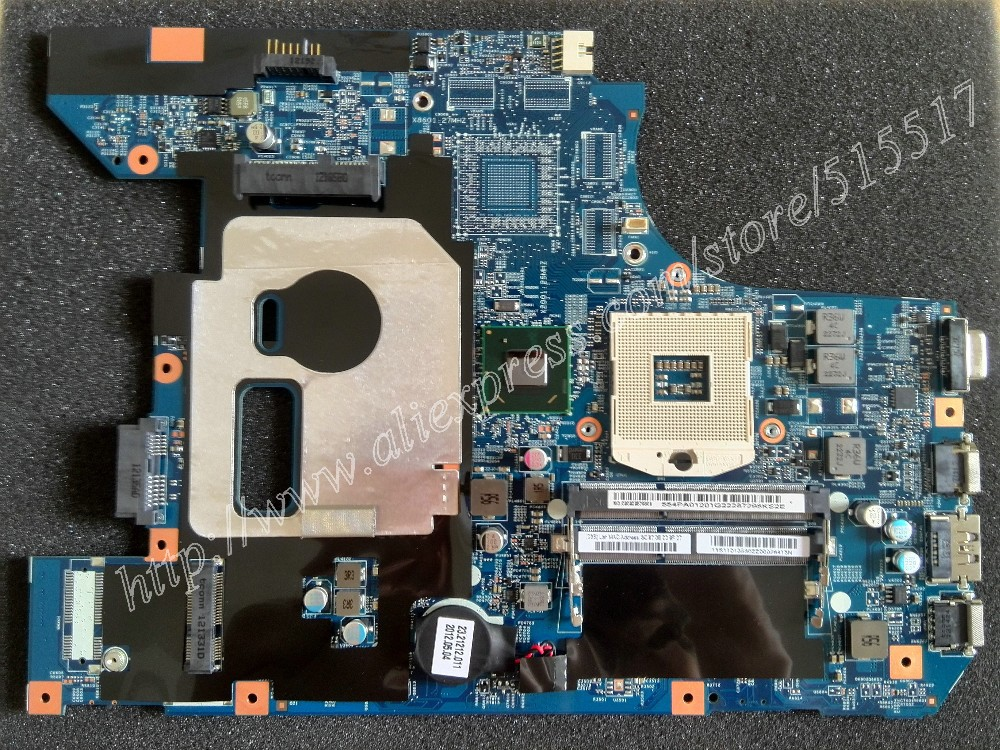 ФОТО free shipping 48.4PA01.021  For Lenovo Z570 laptop Motherboard