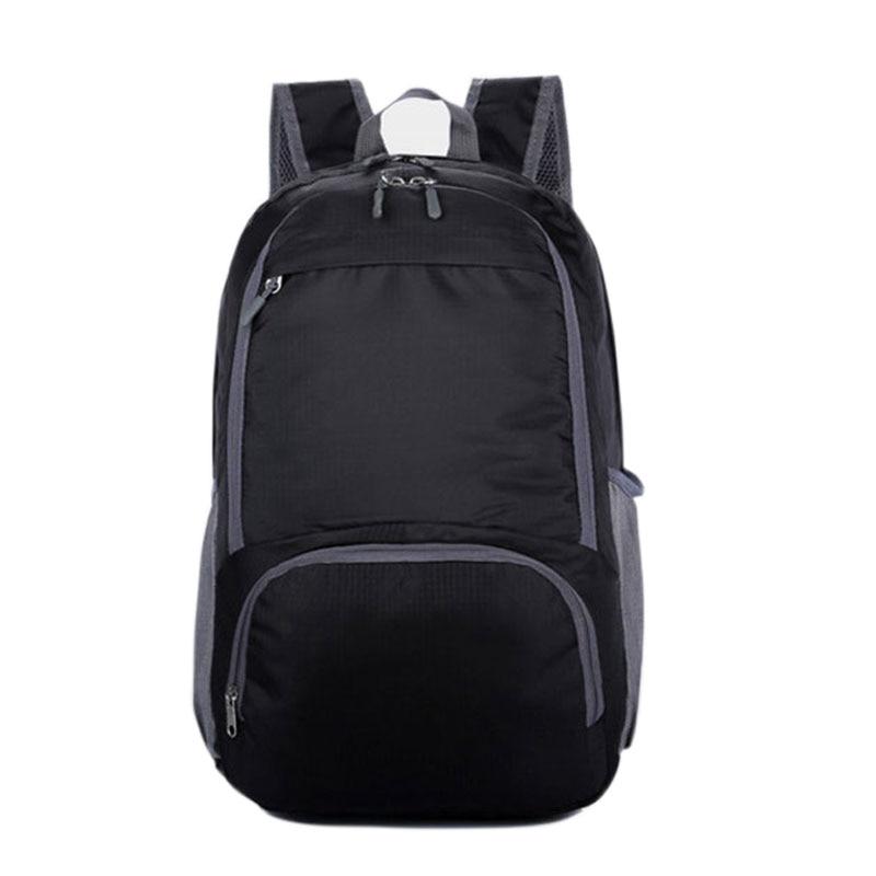 Ultralight Folding Portable Backpacks for Teenage Girls Boyss