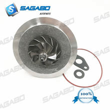 New turbocharger cartridge core GT2052S For Ford Ranger HS2.8 L 96Kw - balanced turbo CHRA 721843 721843-0001(China)