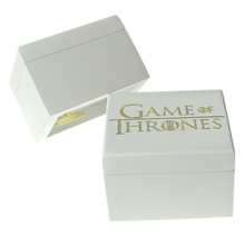 Handmade Wooden Game of Thrones Music Box