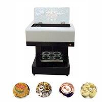 Automatic 4 Cup Latte Art Coffee Printer coffee printing machine Selfie Printer free Edible ink food Printer
