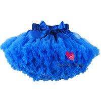 Bebek Kız Prenses Tutuş Etek Çocuk Bale Dans Tutuş Ruffle Pettiskirt Dans Parti Çocuklar Için Kıyafet Giymek
