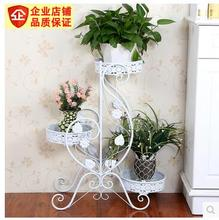 Europe type multilayer, wrought iron flower flower a few indoor sitting room to the balcony, bracketplant other jardiniere met modern stainless steel aureate flower rack contracted flower a few sitting rooms adornment wear a plant to wear balcony be born