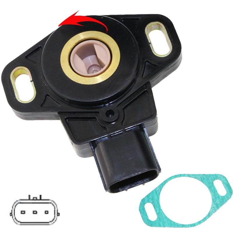 New TPS Throttle Position Sensor For Honda CR-V K series Accord Element Civic 2.4L 3.0L 2003-2005 16402-RAA-A00 16402RAAA00New TPS Throttle Position Sensor For Honda CR-V K series Accord Element Civic 2.4L 3.0L 2003-2005 16402-RAA-A00 16402RAAA00