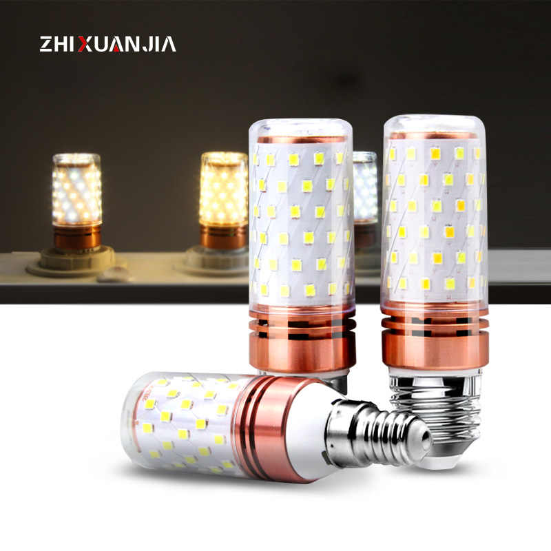 220V LED Cabinet Light 2835 kitchen lamp Stairs bed light E27 closet light E14 LED Bulbs Living Room Chandelier Desk Lamp modern