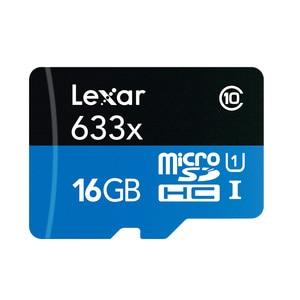 Image 2 - Lexar tarjeta Micro SD 256GB Original, 128GB, alta velocidad, hasta máx. 95 M/s, 64GB, 633x tarjeta TF, tarjeta Flash de 32GB