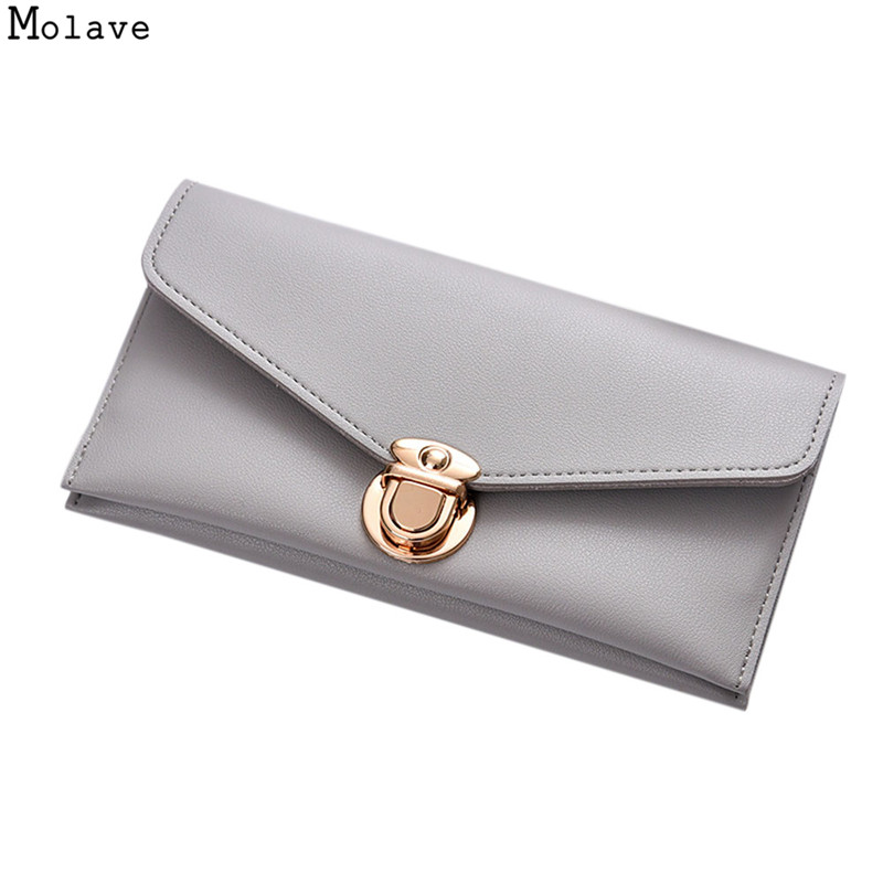 Simple Design PU Leather Women Wallets Brand Female Purses Large Capacity Hasp Money Bag Coin Purse Card Passport Holder se182 cute girl hasp small wallets women coin purses female coin bag lady cotton cloth pouch kids money mini bag children change purse