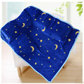 O envio gratuito de Aden anais Cobertor Coral Cobertor de lã na Cama mantas de tecido De Banho De Pelúcia Ar Condicionado Tampa de Cama Cobertor Do Bebê Dormir