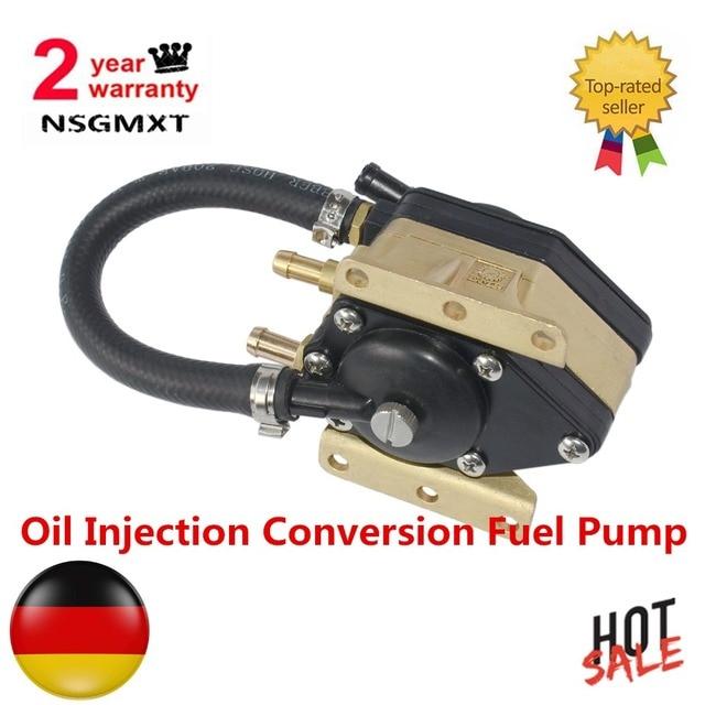Oil Injection Conversion Fuel Pump For Johnson Evinrude VRO V6 60