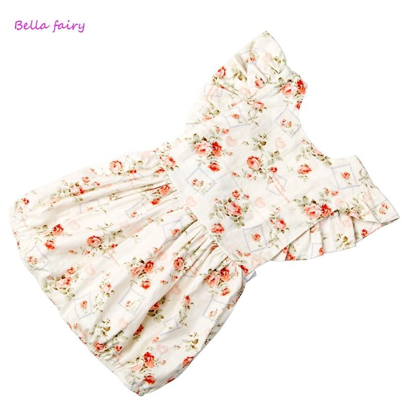 Bebé recién nacido mamelucos imprimir algodón estilo de moda de - Ropa de bebé