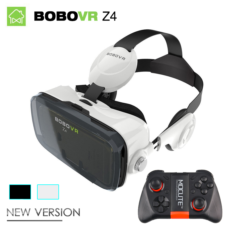 Original BOBOVR Z4/<font><b>MINI</b></font> <font><b>Virtual</b></font> <font><b>Reality</b></font> goggles 3D <font><b>VR</b></font> <font><b>Glasses</b></font> google Cardboard BOBO <font><b>VR</b></font> <font><b>BOX</b></font> 2.0 headset For 4.0-6.0 inch phone