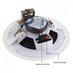 Image 5 - 壁実装天井スピーカーバックグラウンドミュージックシステム 3D ステレオサウンドハイファイ dj サウンドバーテレビスピーカー公共放送スピーカー