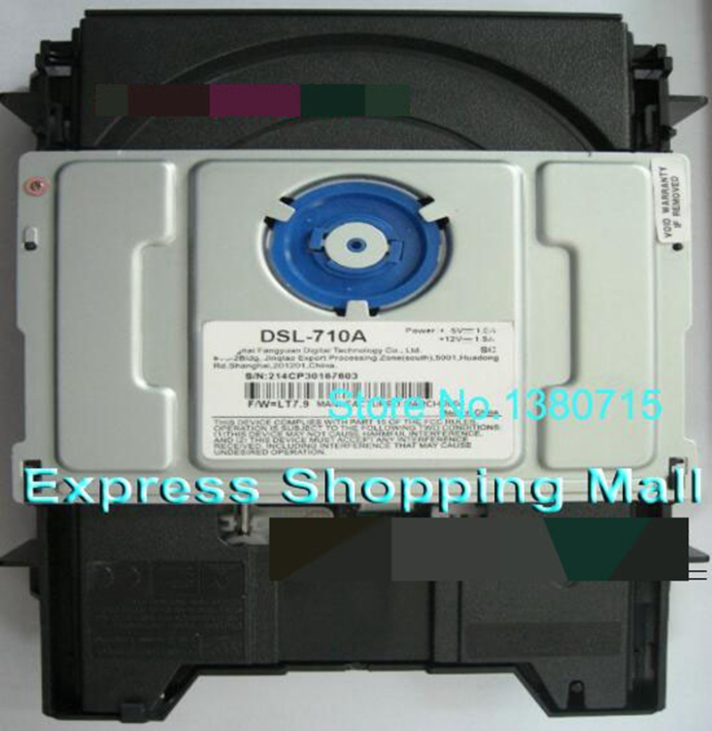 DVS DSL-710A CD-ROM DSL710A DSL 710A CD driver New original F/W LT7.9 the theater experience w cd rom