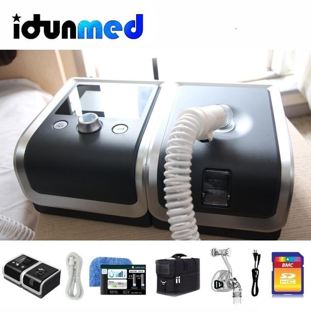 BMC аппарат искусственного дыхания Reslex путешествия Портативный с проветривание носовые набивная Маска Мешок шланга дыхательный аппарат для апноэ сна терапии