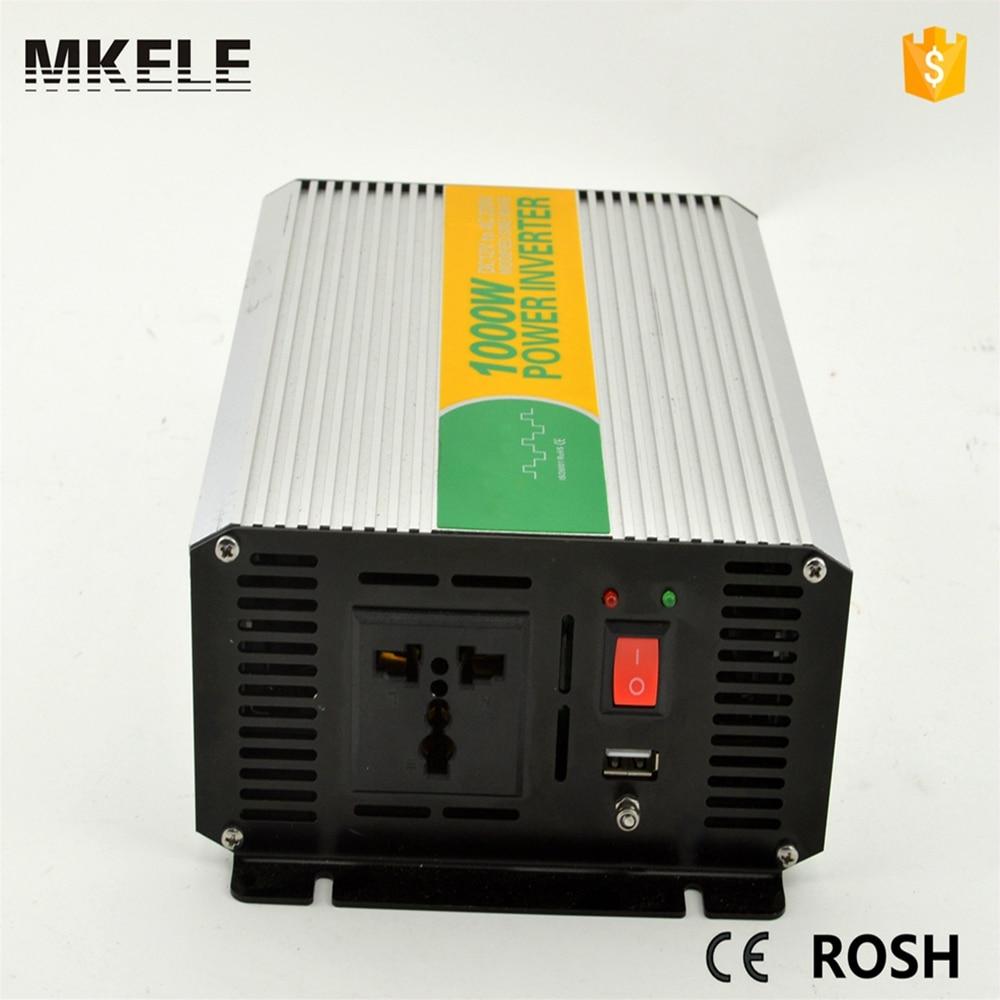 ФОТО MKM1000-481G modified sine wave form off grid inverter 48v 1000w inverter 110v/220v ac power inverter made in china