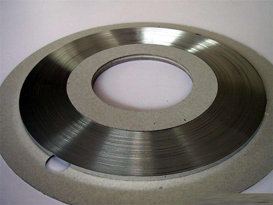 1kg/roll 0.15mm*2mm Nickel plated steel belt 18650 battery nickel Lithium battery nickel plate Nickel tape for spot welding