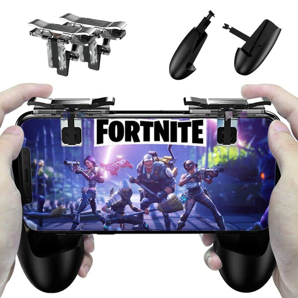 Mobile phone Game Fire Button Smart Phon