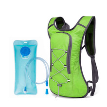 Outdoor Sports Camelback 2L Water Bag Hydration Backpack For Camping Hiking Riding Cycling Camel Bag Water Bladder Container Hot