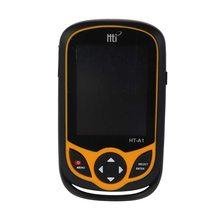 KKMOON Portable Multifunctional Mobile Phone Type HD Handheld Infrared Thermal Imager with USB Cable and Switching Adapter