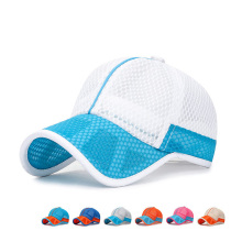 2019 Summer Children's Sun Mesh Baseball Cap Fashion Outdoor