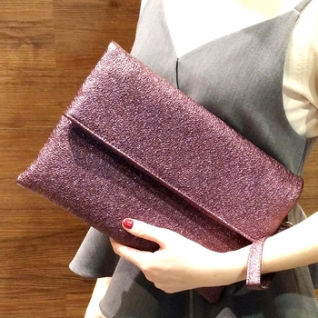 Women's Envelope Clutch Bag Chain Crossbody Bags for Female Handbag Famous Luxury Brand Evening Messenger Bag Ladies Clutch T025