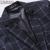 Mens Plaid Blazer Chaqueta de la Capa Ocasional Traje Slim Fit Diseños chaqueta Masculina ropa de Hombre de Tamaño Grande 5XL 6XL Masculino Traje Homme J209
