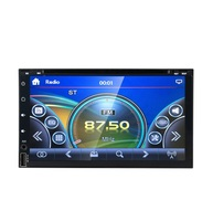 6903 6.95 2 DIN in Dash Car Radio CD DVD Player Touch Screen Stereo Bluetooth MP3 Analog TV Remote Control