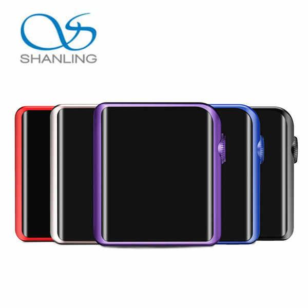 AK аудио Shanling M0 Hi-Res портативный музыкальный плеер Bluetooth Apt-X плеер мини DAP DSD без потерь маленький плеер HIFI MP3
