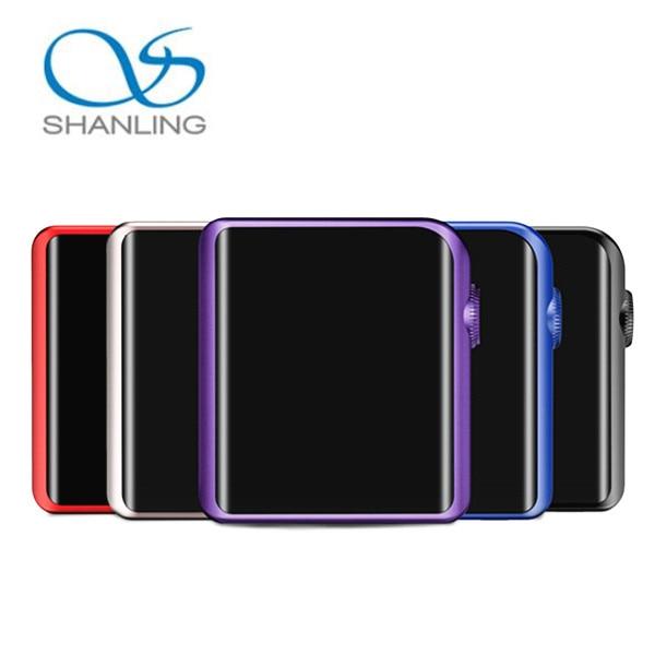 Shanling M0 Hi-Res Portable Music Player Bluetooth Apt-X Player Mini DAP DSD Lossless Smaller Player HIFI MP3 Upgraded M1