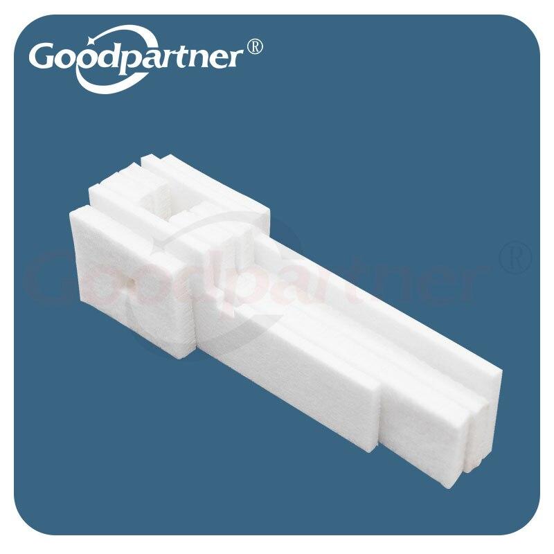 1 ชุดของเสียถัง PAD ฟองน้ำสำหรับ Epson L355 L210 L120 L365 ME10 ME101 ME303 ME401 L110 L111 L130 l132 L211 L220 L222 L300 L301